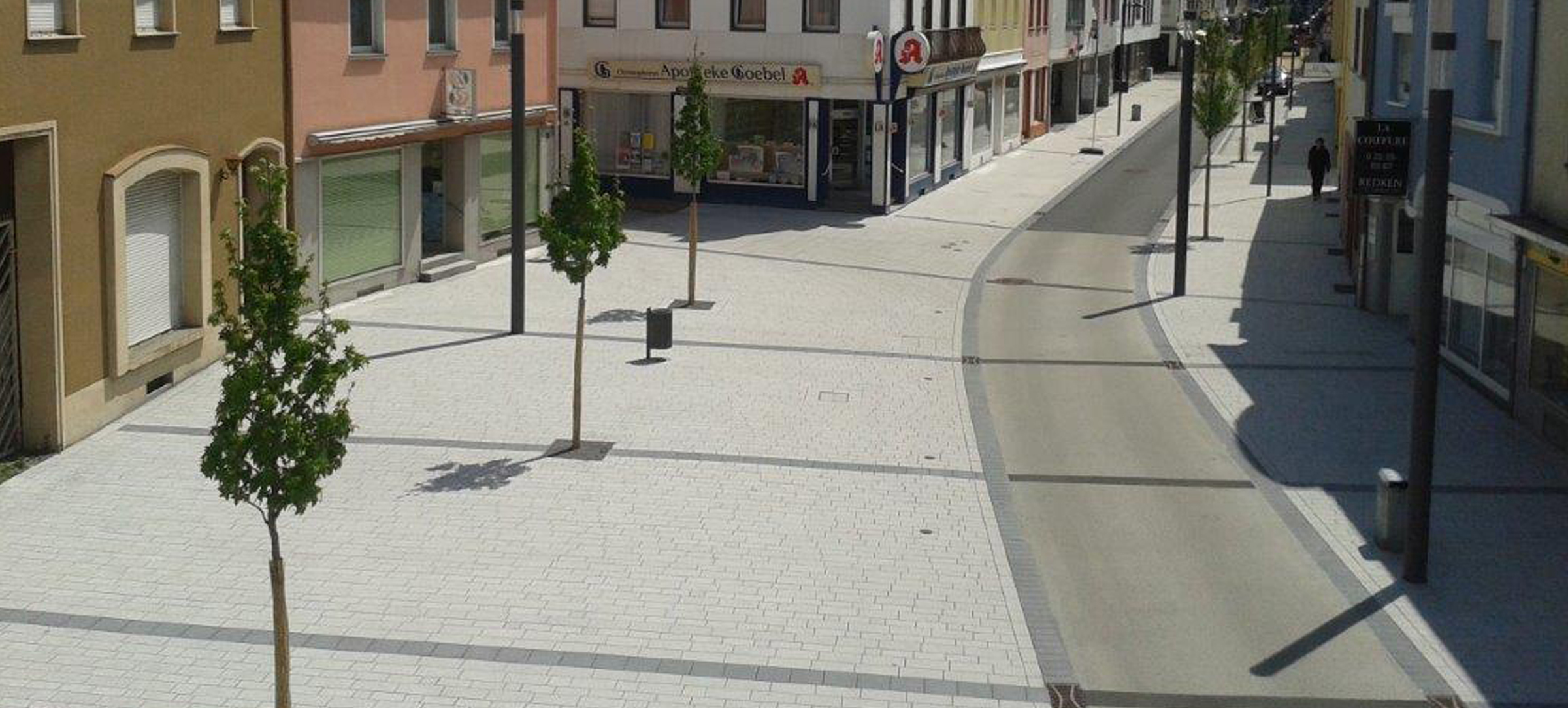 Permalink auf:Meckenheim Altstadt | Hauptstraße